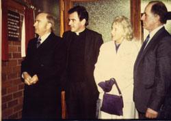 Saint Aidan's Twenty-Five Years Anniversary